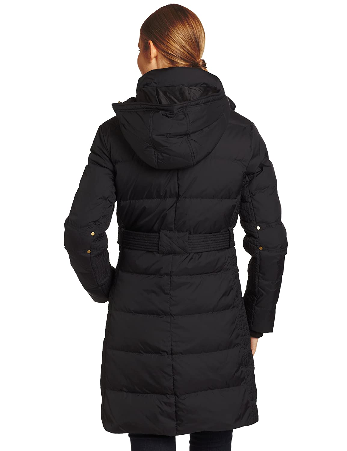 Tommy Hilfiger Womens Hooded Jacket