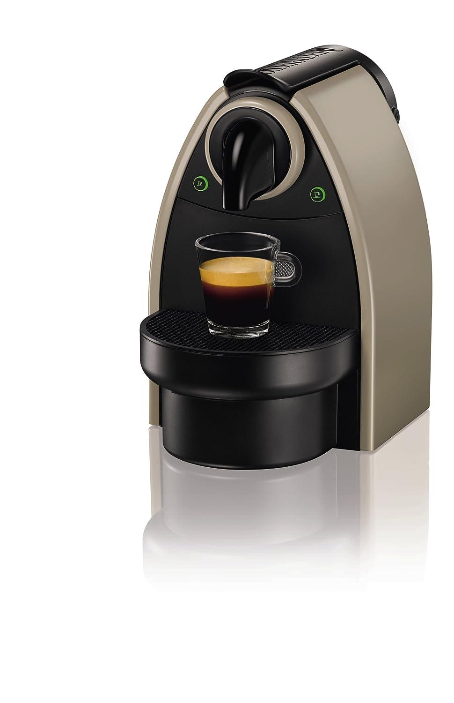Cafetera Nespresso de cápsulas. Sistema monodosis