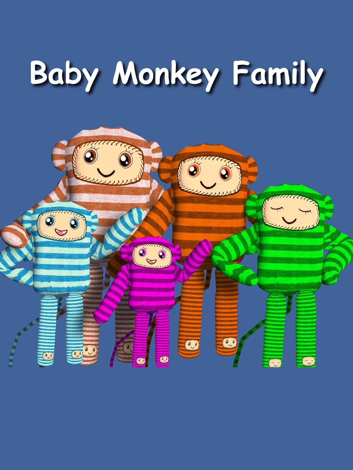 Baby Monkey Family on Amazon Prime Video UK