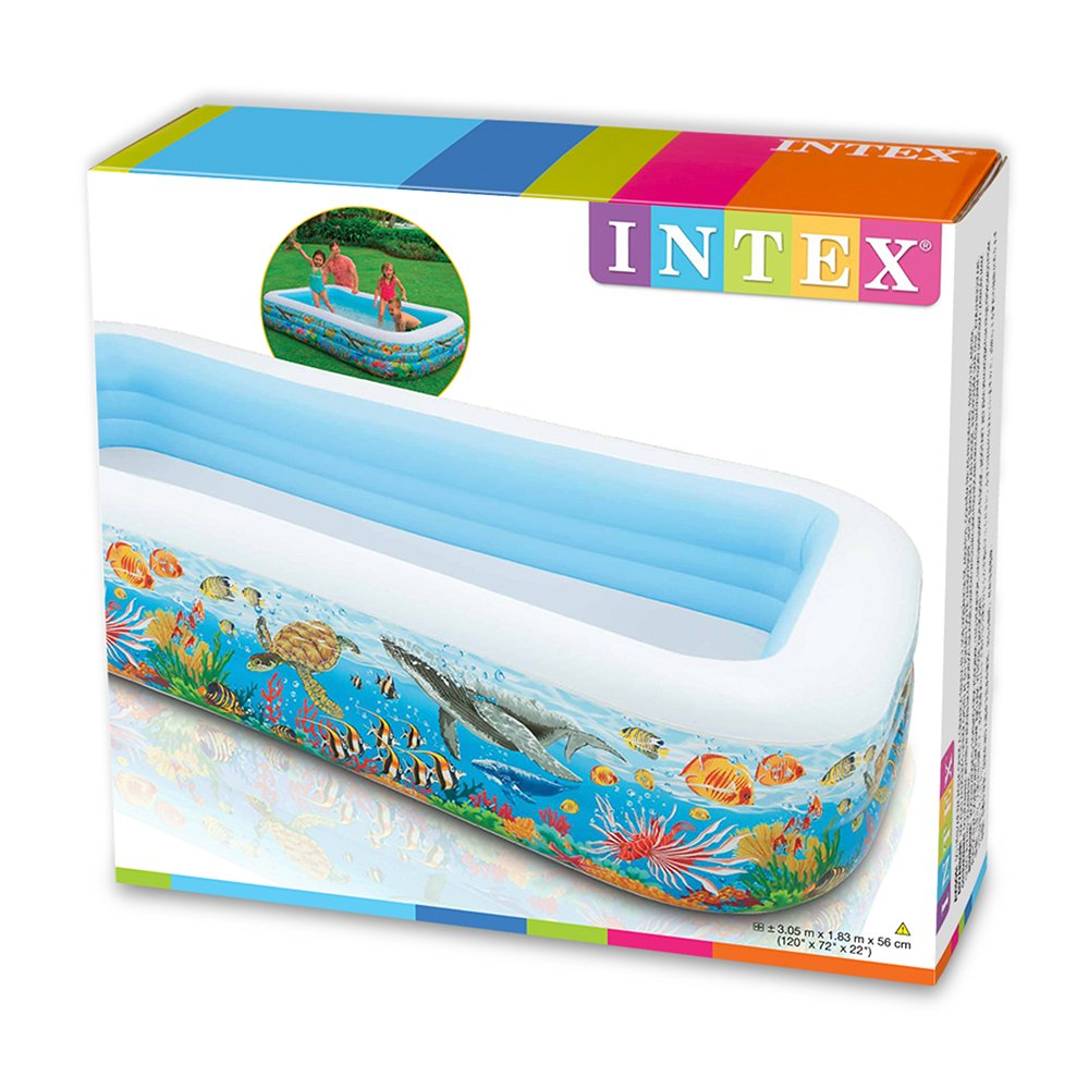 Intex inflatable swimming pool 120x72x22 price in pakistan intex in pakistan at symbios pk Intex inflatable swimming pool