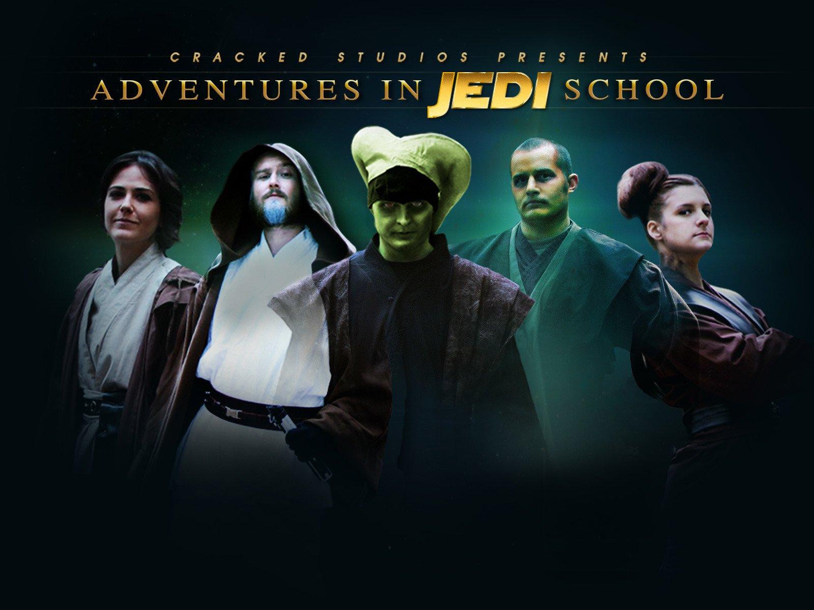 Adventures in Jedi School - Season 1