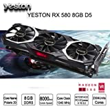 Kanzd Yeston Geforce GTX 1050Ti GPU 4GB GDDR5 128 Bit Gaming PC Video Graphics Cards (D) (Color: D, Tamaño: Regular)