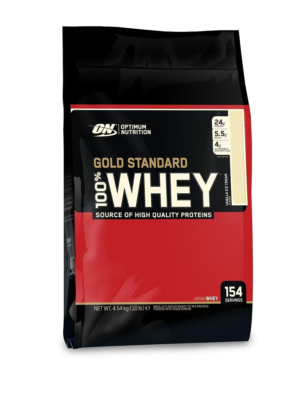 ON Whey Gold Standard - 10 lb Vanilla Ice Cream