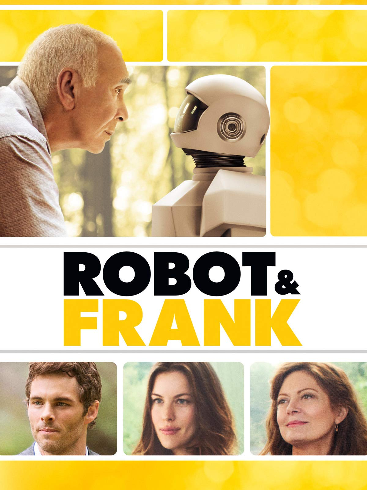 Robot and Frank on Amazon Prime Video UK