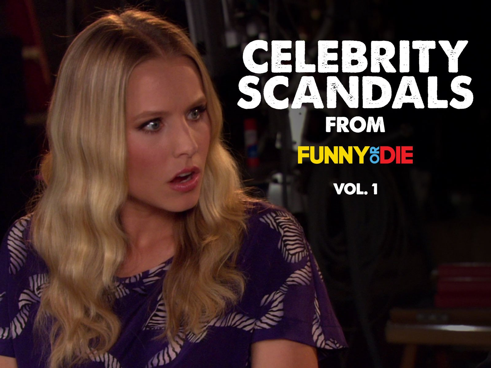 Celebrity Scandals From Funny Or Die - Season 1