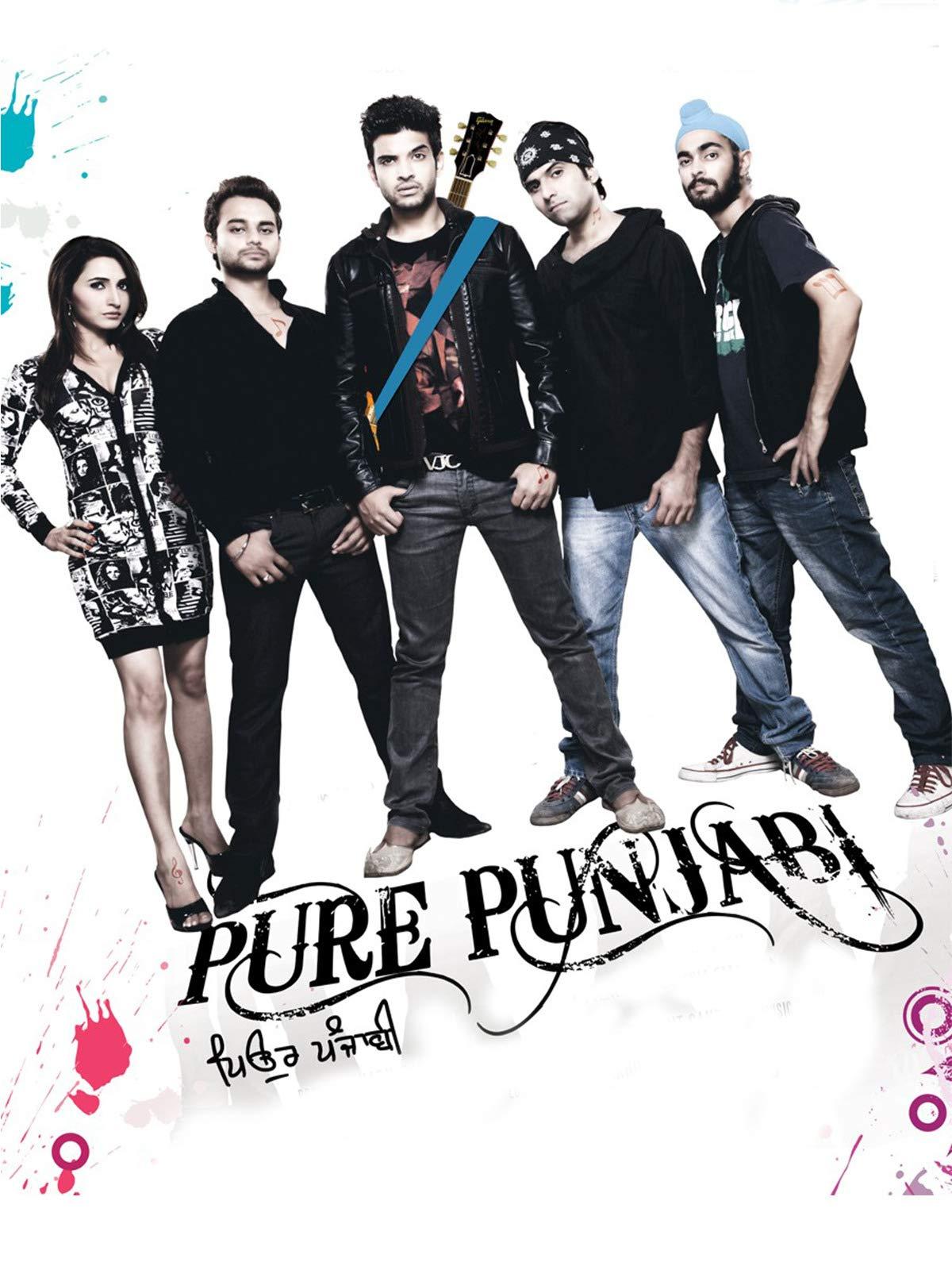 Pure Punjabi on Amazon Prime Video UK