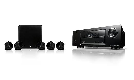 Denon DHT E251BA 5 1 Home Theater System