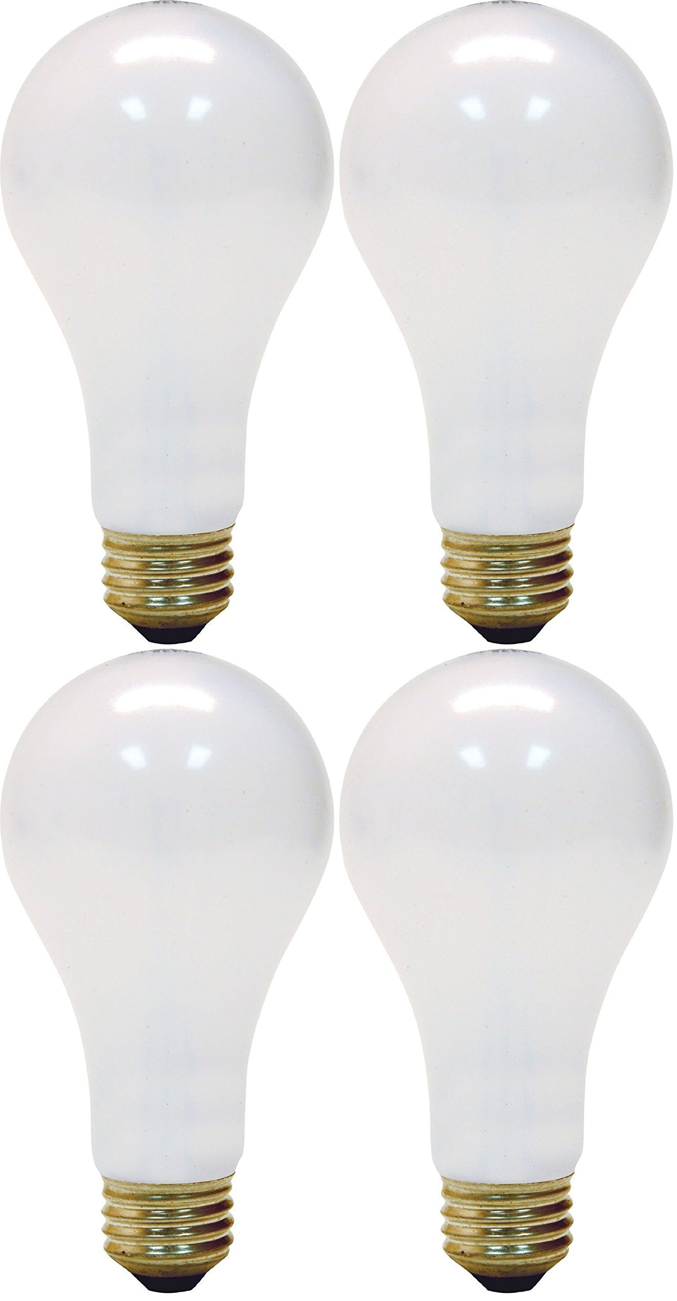 Ge lighting 3 way 50 200 250 soft white light bulb pack of 4 4 pack ebay 3 way light bulbs