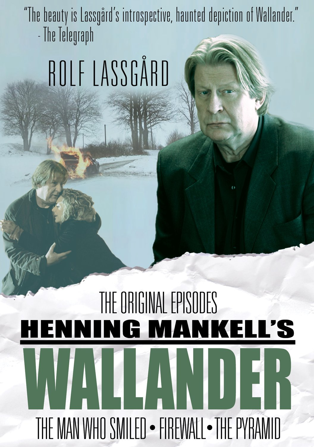 Wallander: The Original Episodes: Set 1