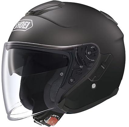 Nouveau 2015 Shoei J-croisière Matt Black moto Scooter casque ouvert