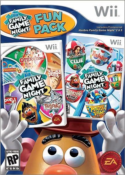 Family Game Night Fun Pack