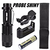 Flashlight,Baomabao Tactical Flashlight 5000LM T6 LED 18650 Torch Lamp Light
