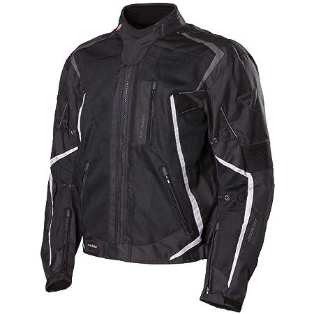Modeka 2 evo veste en tissu mesh-noir-taille xXL