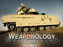 Weaponology 2 Season 2