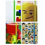 LEGO Journal - (Colors/Styles Vary)