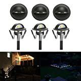 FVTLED Pack of 6 Warm White LED Deck lights kit F1.38
