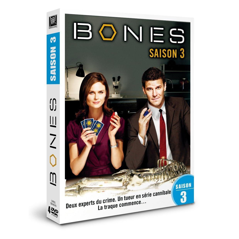 Bones - Saison 3 [Complete]