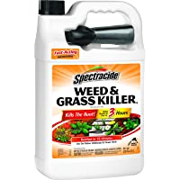 Spectracide HG-96017 1-Gallon Ready-to-Use Weed & Grass Killer
