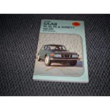 Saab service-repair handbook, 95, 96, 99, and Sonett, 1967-1976