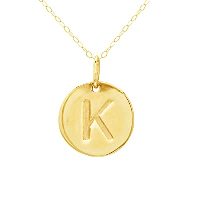 initial necklace Christmas gift ideas