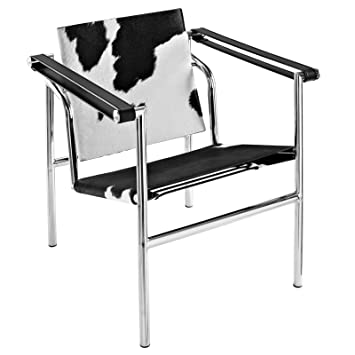 Charles Le Corbusier LC1 Basculant Pony Armchair FMP251859