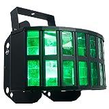 American DJ Aggressor Hex LED 12 Watt RGBCAW Derby Light Lighting Effect