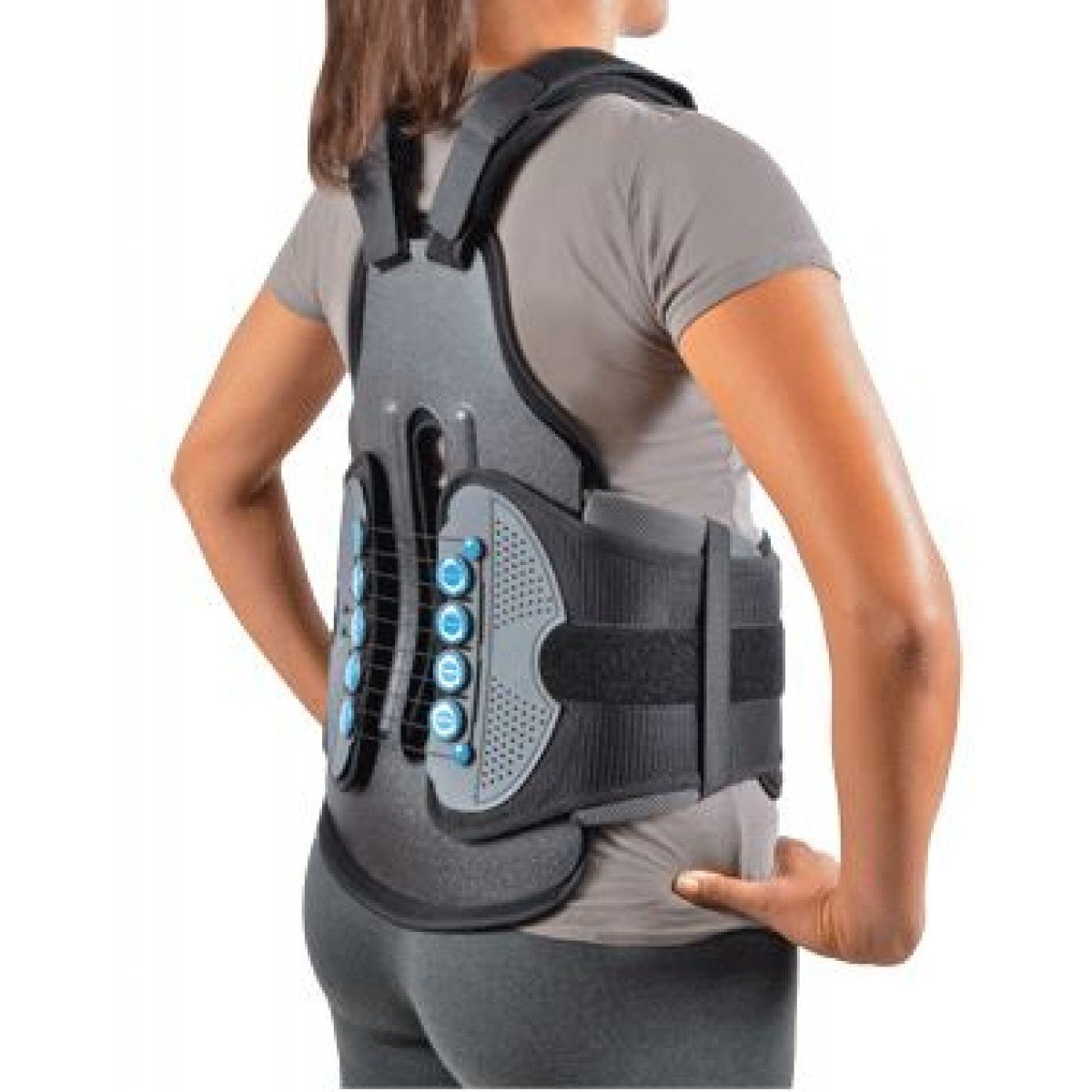 Top 5 Kyphosis Brace Options For 2017 - Top Posture Corrector Back brace for kyphosis pictures