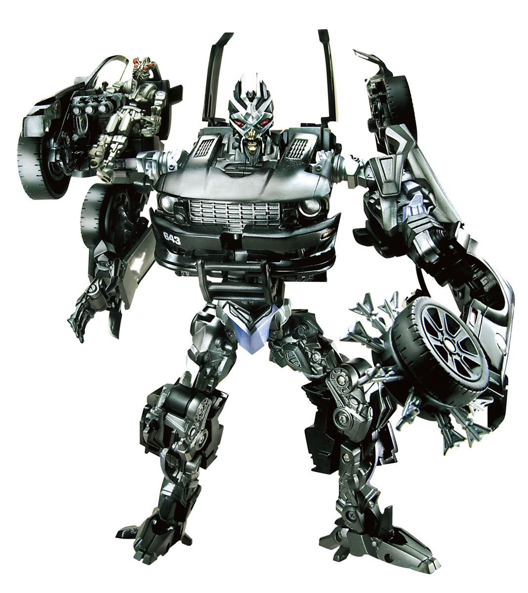 Transformers Movie RD-24 Decepticon Barricade & Frenzy