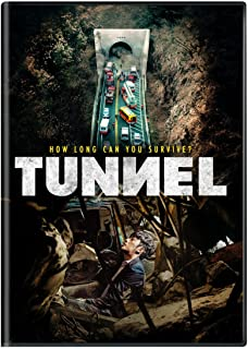 Book Cover: Tunnel
