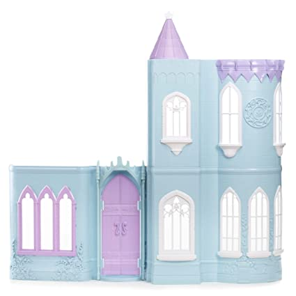 Moxie Girlz Poupée Princesse Ice Castle House (Bleu)