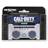 KontrolFreek FPS Freek Call of Duty S.C.A.R for PS4 (Color: Black)