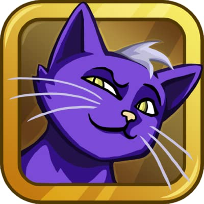 9 Lives Casey And Sphynx Kindle Tablet Edition from Hungry Moose Games
