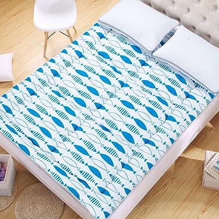 Materasso per studenti/materasso/ materasso del dormitorio/ispessito materasso tatami-D 90x200cm(35x79inch)