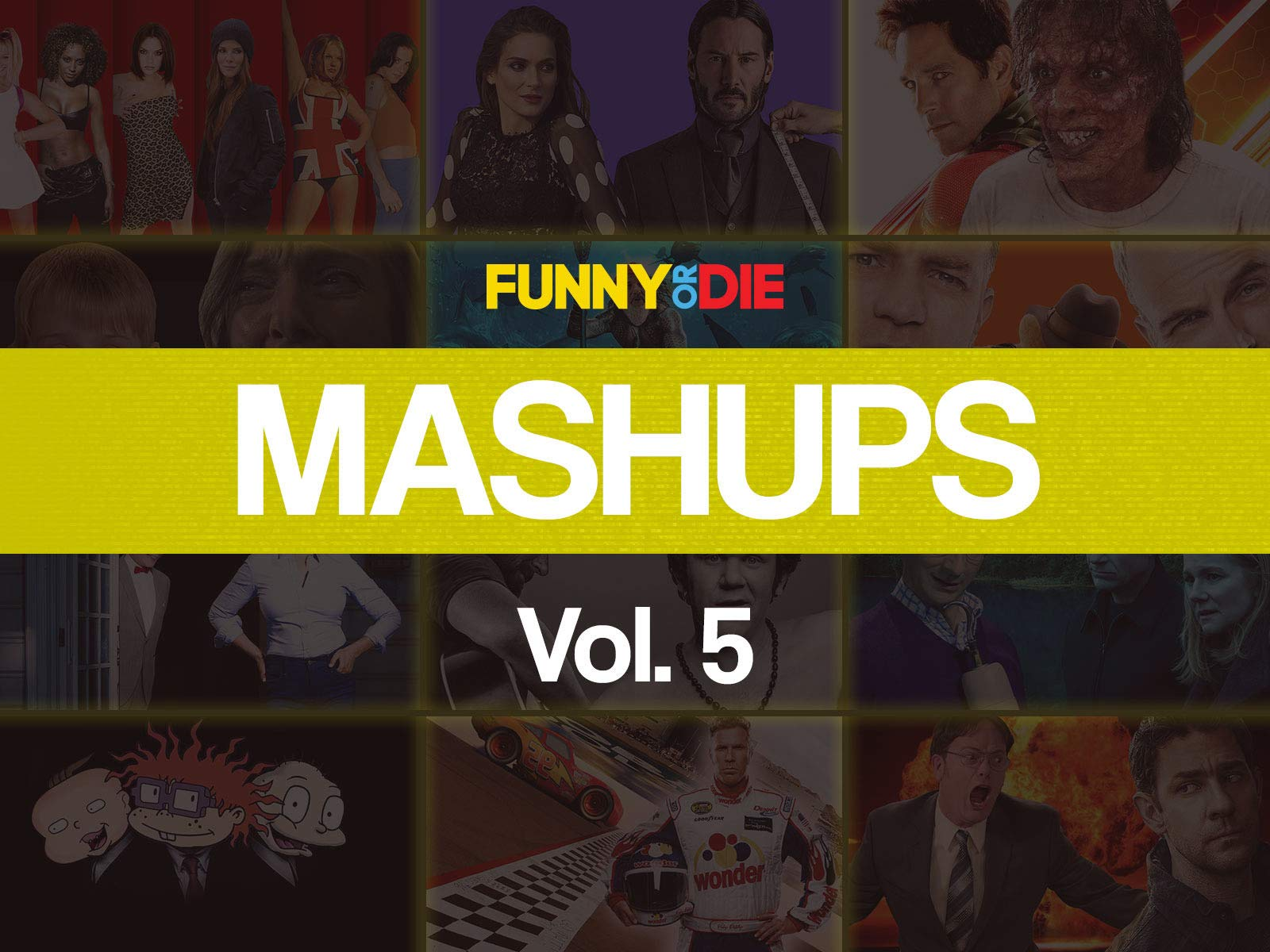 Funny Or Die MashUps on Amazon Prime Instant Video UK