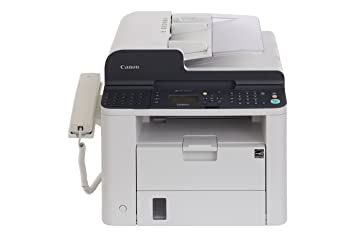 Canon I-SENSYS FAX L410 Fax 12 ppm Blanc
