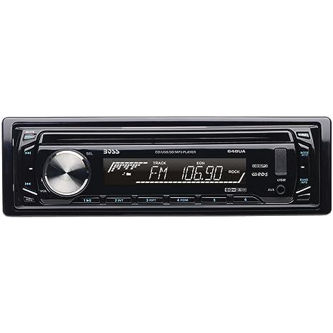 Boss Audio pour tableau de bord 1 Din lecteur CD/MP3-Récepteur