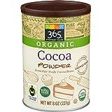 365 Everyday Value, Organic Cocoa Powder, 8 Ounce
