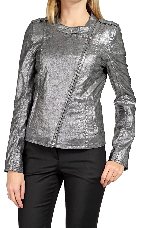 Drykorn Damen Blazer CHORLEY 2, Farbe: Silberfarben
