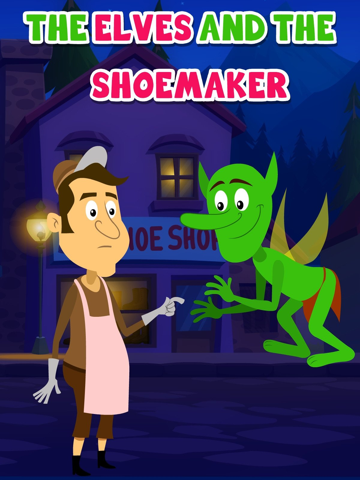 Clip: The Elves And The Shoemaker on Amazon Prime Instant Video UK