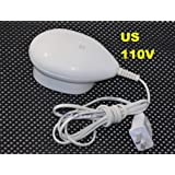 Pulsed Electromagnetic Field Therapy Device. NEW improved model 110V US (Color: White)
