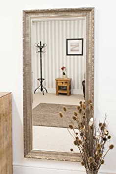 Kentmere Silver Full Length Mirror