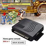 WOSOSYEYO 999 in 1 Classic Arcade 8GRAM Fighting Multi Game Board Box 5s VGA HDMI Output