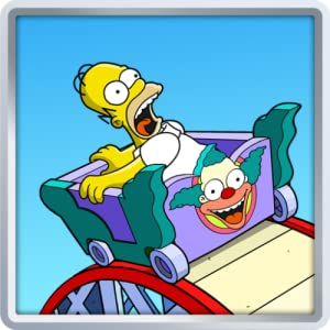 (Giveaway) Win Kindle Fire skinned with The Simpsons: Tapped Out game