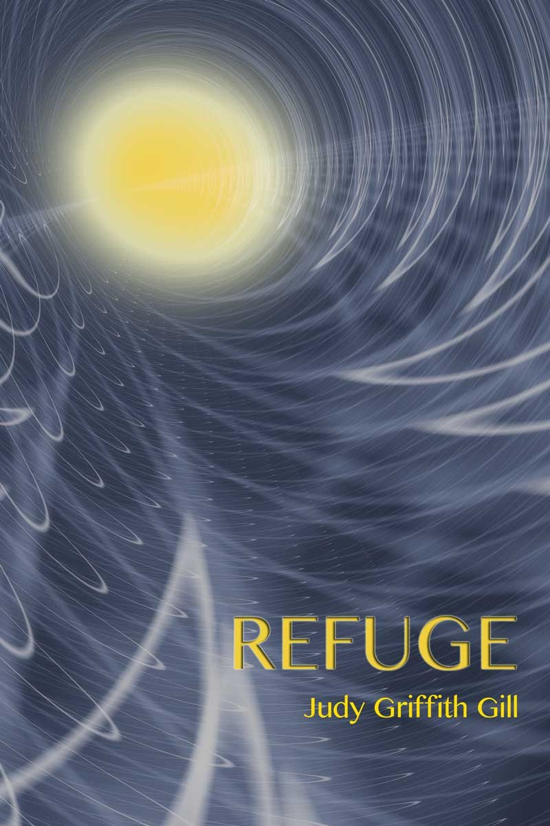 Cover, Refuge by Judy Gill