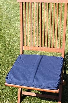 Coussin pour mobilier mobilier de jardin coussin - Chaise de jardin bleu marine ...