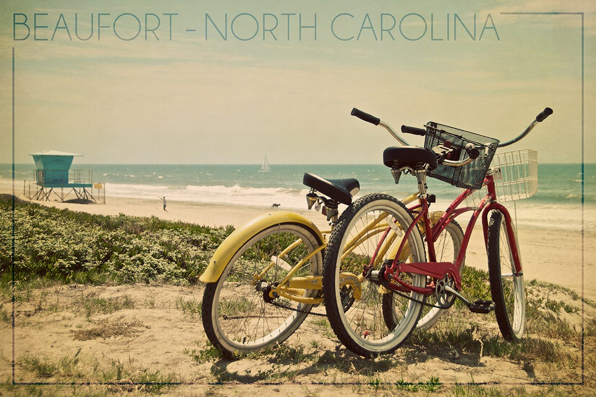 Beaufort, North Carolina Poster