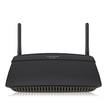 Linksys EA2750-EU Routeur WiFi N600 SmartWiFi double bande avec switch 4 ports Gigabit