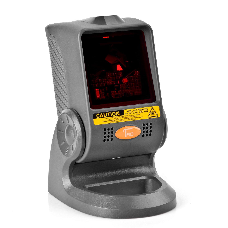 Portable laser barcode scanner handheld reader stand usb - Port scanner portable ...
