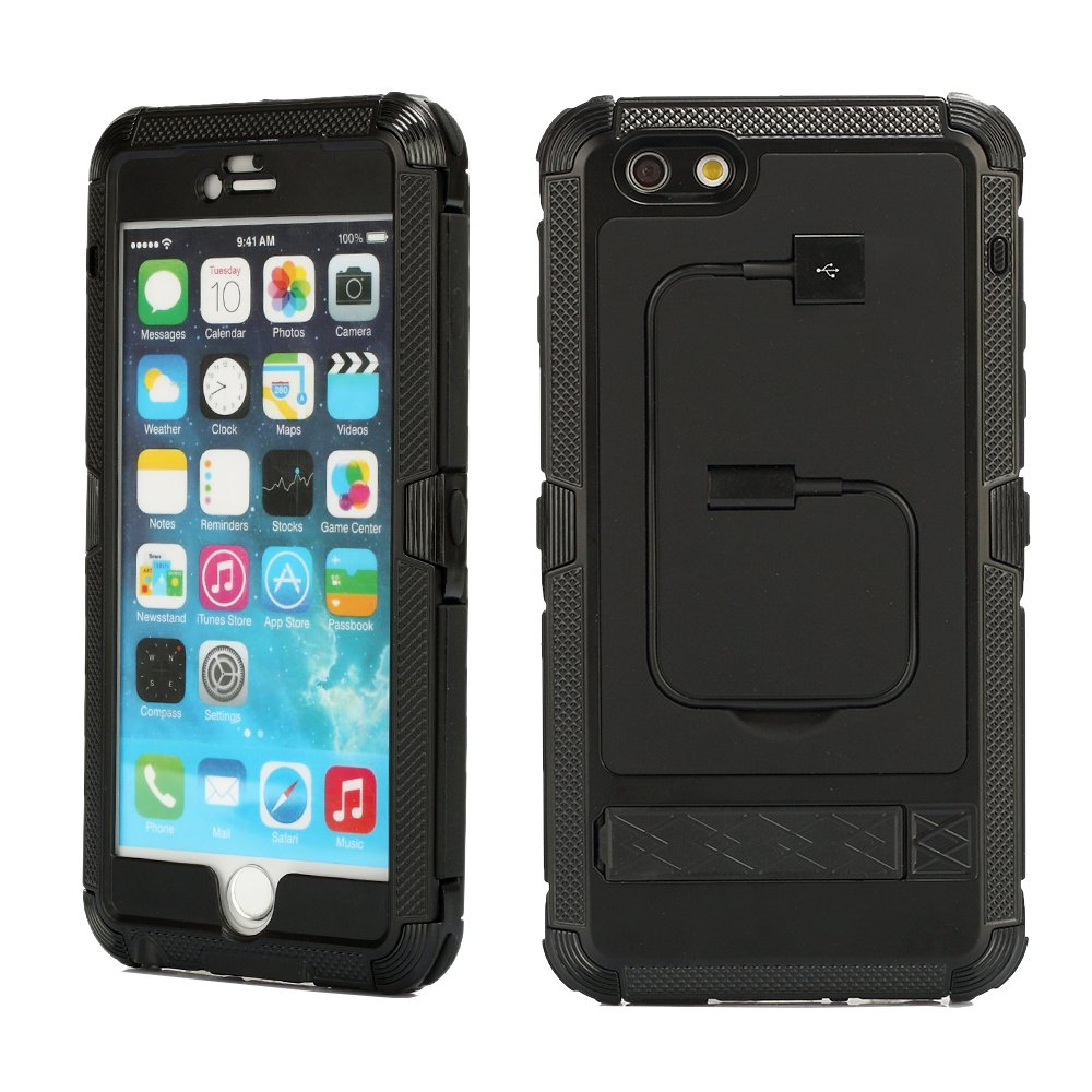 Top 10 Best Kickstand Case Covers For Iphone 6 Plus 2019