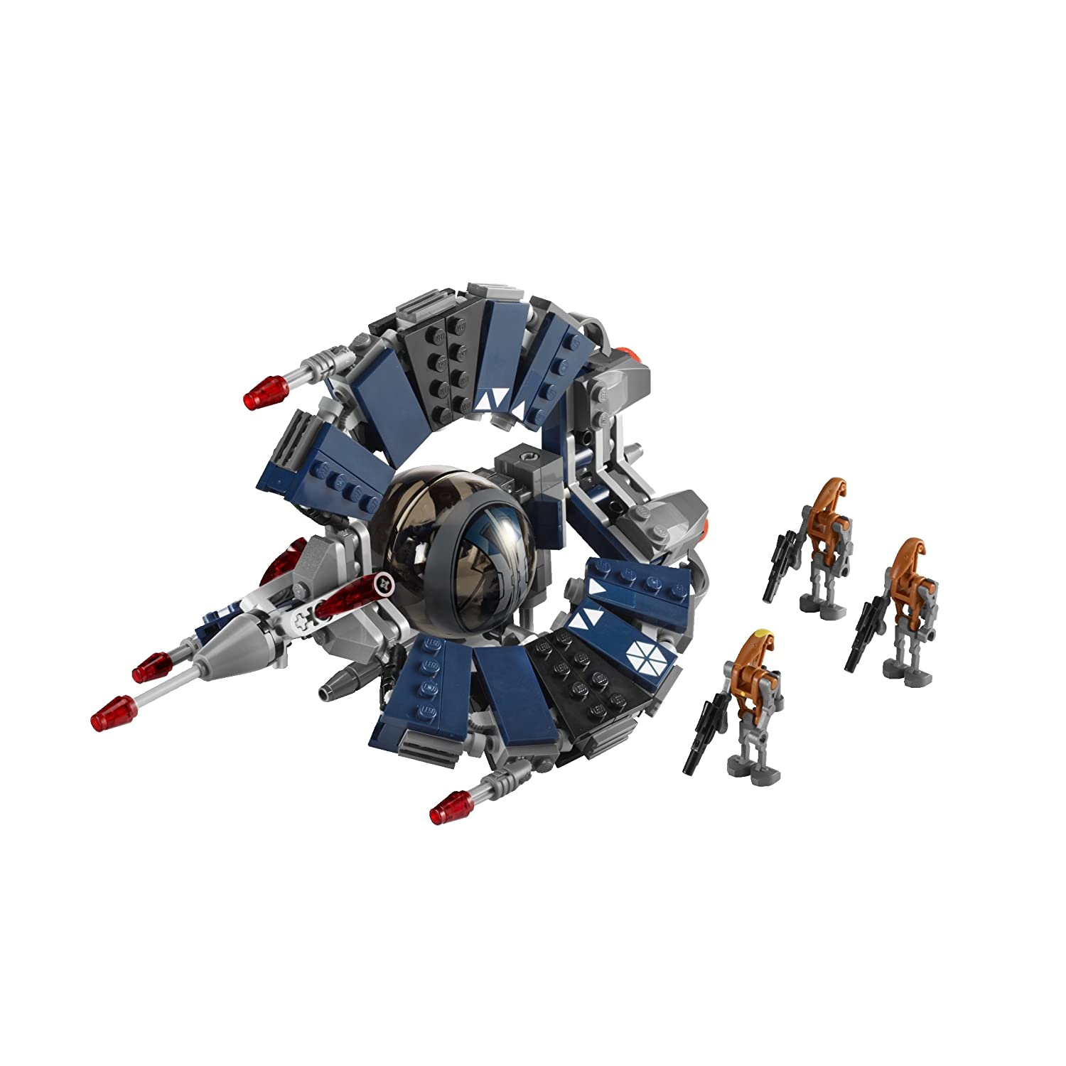 LEGO Star Wars Trifighter Droid (8086) - 2